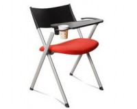 foldable study chair with writing pad online