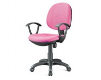 banquet chairs / Pink drafting chair