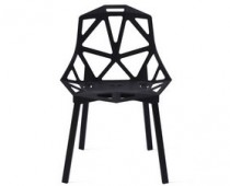 Magis Chair One Replica Dining Chair Plastic Metal Stackable Modern Chairs