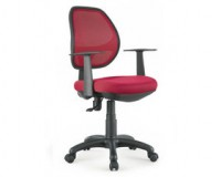 mesh task chair / armless office chairs cheap