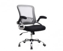 Mesh staff Office Chair with Height Adjustable Arms