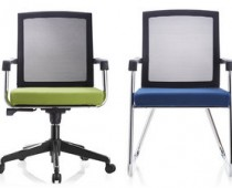 Video – office chair green