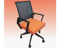 bungee office chair / mid back mesh chair