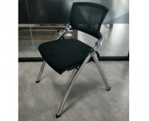 folding armless conference chair