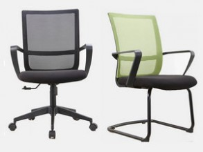 midback office chair ikea mesh chair