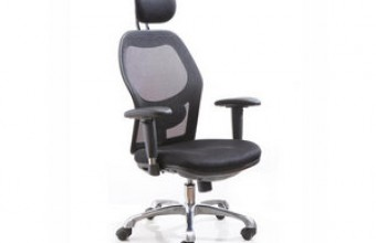 Contemporary Style Mesh Swivel Office Chair