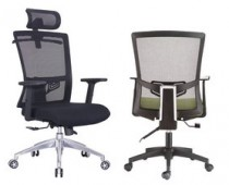 mesh office chair with headrest / Best Ergonomic Office Chairs