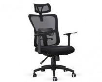 best ergonomic office chair with headrest