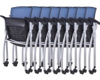 meeting room chairs stackable