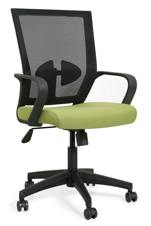 Comfortable Net Back Plastic chair design Modern Staff computer swivel office chair